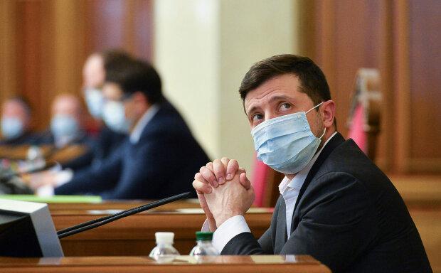 Володимир Зеленський, фото РБК