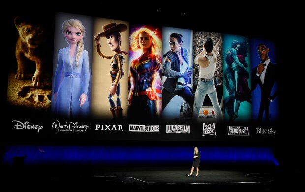 презентация Disney Plus, The Denver Post