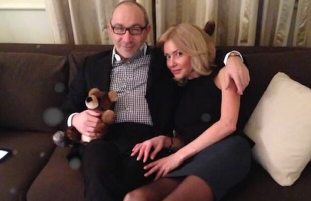 Геннадій Кернес та Оксана Гайсинська, кадр з відео: Instagram oksanag2406