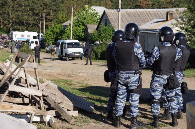 Обыски ФСБ в Крыму