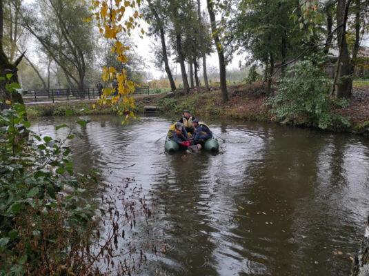 На Прикарпатті в озері знайшли набрякле тіло чоловіка