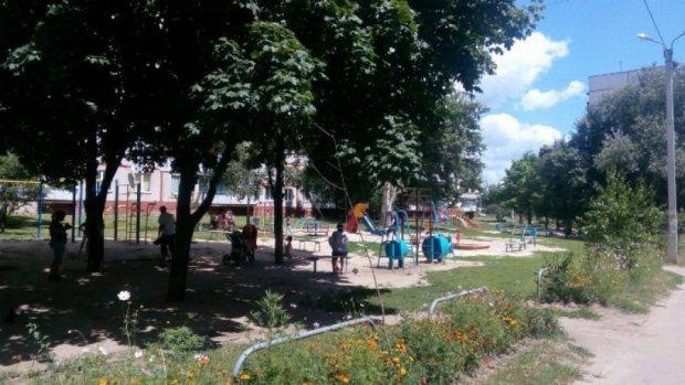 Ребенка в Харькове украли на глазах у матери