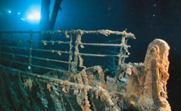 Титаник, скриншот: YouTube