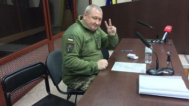 генерал-майор Дмитрий Марченко