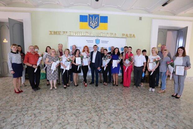Медики Хмельницкого получат премию, фото с фейсбук