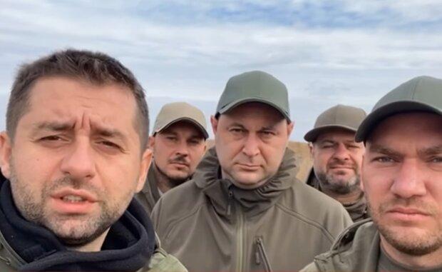 Слуги народу на Донбасі, фото: кадр з відео