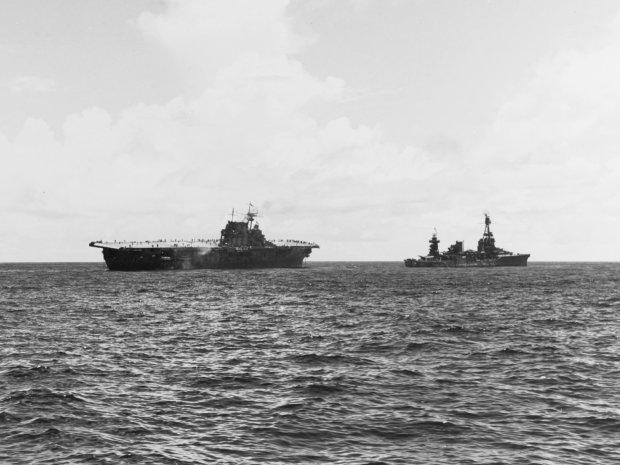 98-річний моряк знайшов затонулий корабель Другої світової: пам'ятає той трагічний день