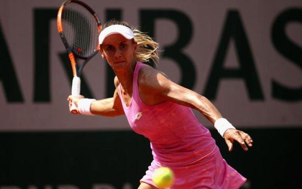 Українська тенісистка вперше в кар'єрі пробилася до третього раунду Вімблдону