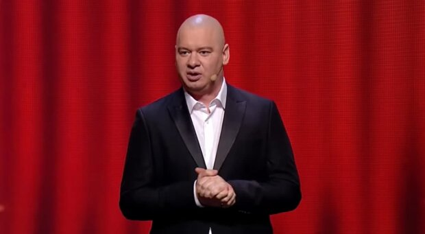 Евгений Кошевой, скриншот с видео