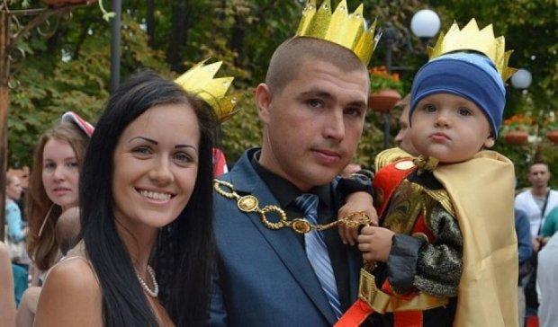 Парад малюків влаштували у Миколаєві (фото)