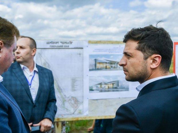 """Зеленський призначив нового голову Черкаської ОДА: """"Якщо щось буде не так ..."""""""