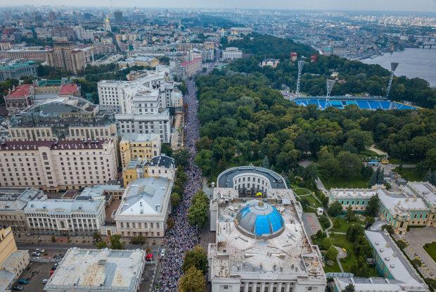 Киев с высоты - фото Гудновости