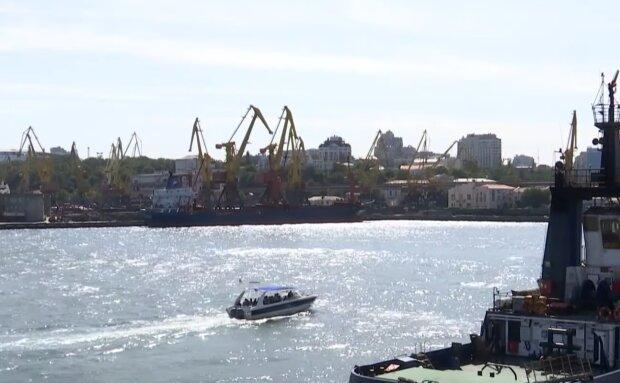Черное море, фото: кадр из видео