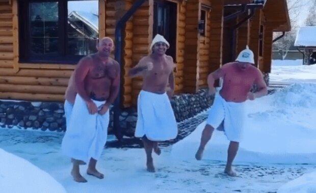Стас Костюшкин и компания, кадр из видео
