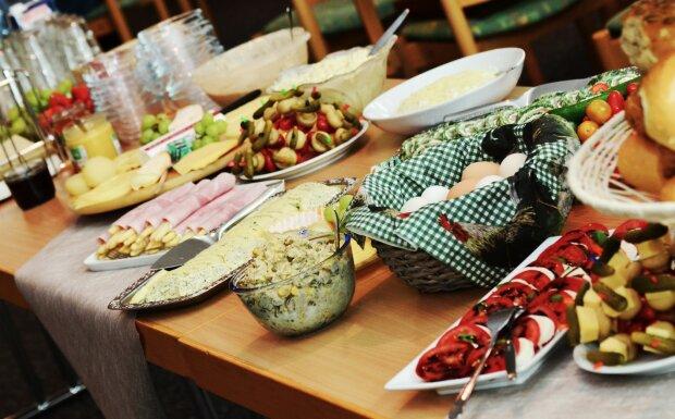 святковий стіл, фото Pxhere