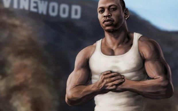 Персонаж культовой GTA обнаружен в магическом мире