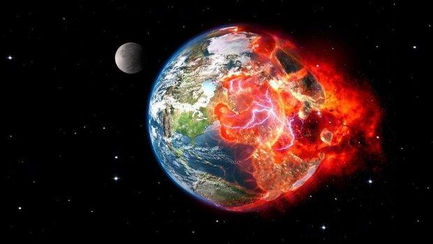 Кінець світу за півгодини: мільйони років тому сталося те, про що не прийнято говорити вголос