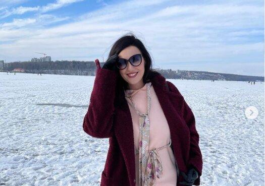 """Соломия Витвицкая улыбнулась украинцам из приветливого Тернополя: """"Выполняю обещанное"""""""