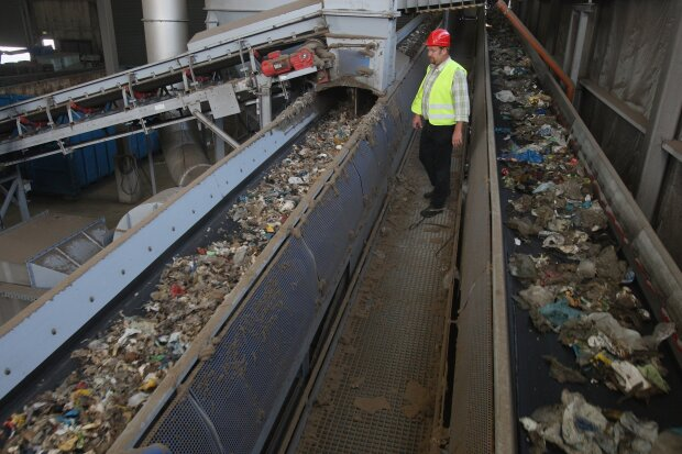 сміття, переробка, забруднення / / фото Getty Images