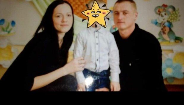 Необходима помощь семье из Виноградова