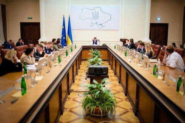 Правительство Гончарука, Кабинет Министров