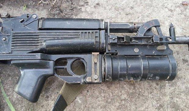 Уничтожены под Волновахой диверсанты имели оружие ГРУ России