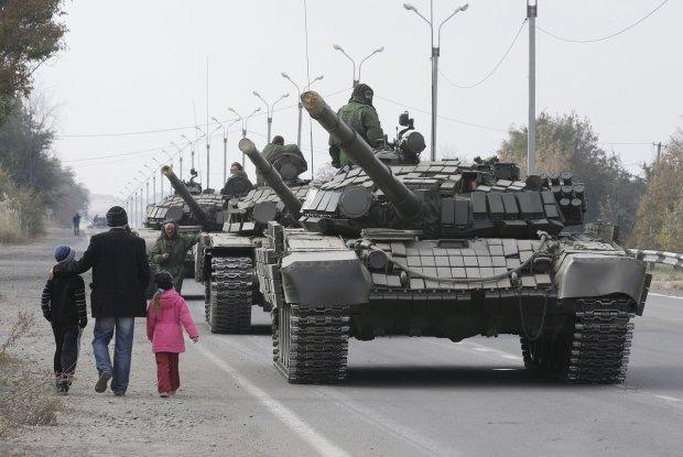 Гаряча зима на Донбасі: українські бійці жорстко покарали бойовиків за провокації