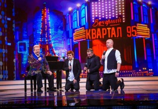 Михаил Поплавский отметил 70-летний юбилей