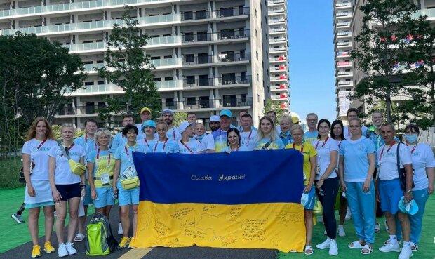 Фото: Национальный олимпийский комитет Украины