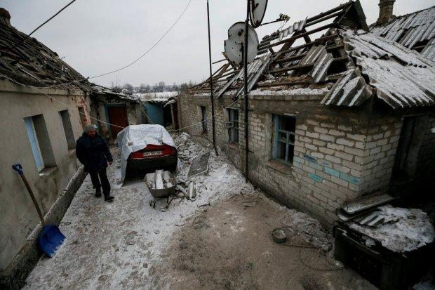 """""""Мертвую зону"""" Донецка показали в реальности: оккупанты окончательно уничтожили город, ужасающие кадры"""