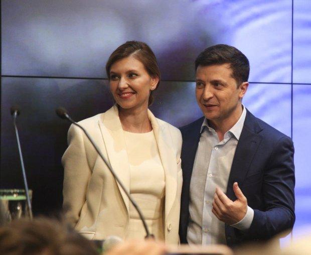 Олена Зеленська розсекретила крутий норов чоловіка: усе – через Коломойського