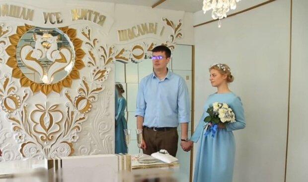 Весілля в Покровську