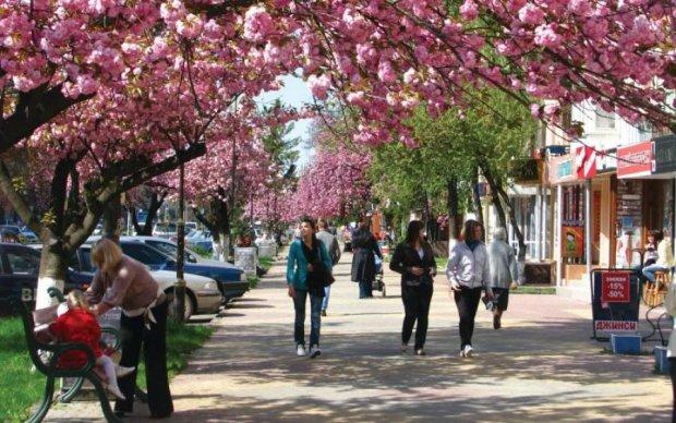 Погода на майские умоет украинцев