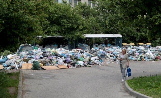 """Вонь на всю Одессу: горожан """"поселили"""" на свалке, тотальное свинство показали одним фото"""