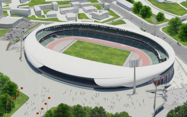Динамо ремонтирует свой стадион для Олимпика и под финал женской Лиги чемпионов