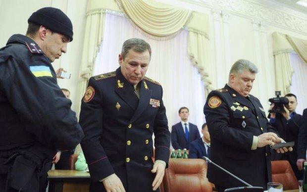 Бочковському не дают вкатиться на рабочее место