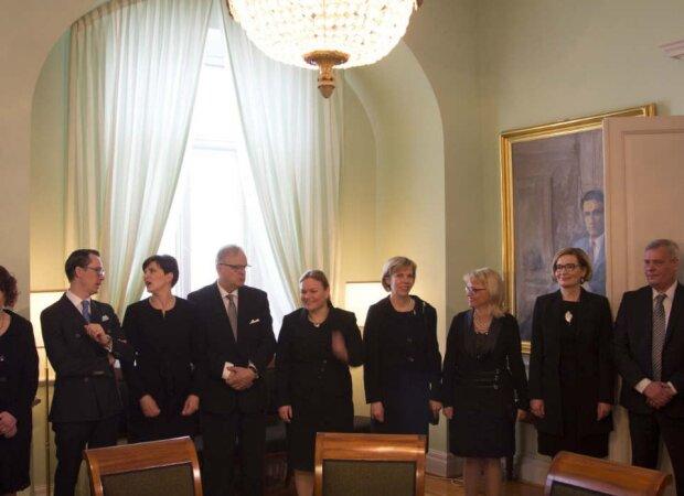 Уряд Фінляндії, фото з вільних джерел
