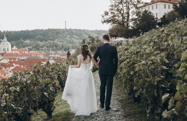 Весілля, скріншот: YouTube