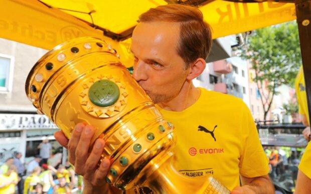 Гранд немецкого футбола остался без главного тренера