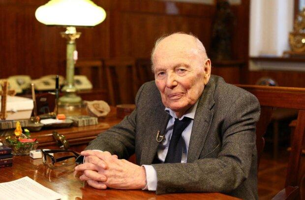 Отец украинской науки Патон отмечает 101-летие: главные постулаты легендарного ученого