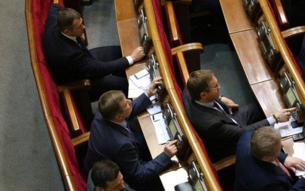 Правкам до закону Савченко не вистачило голосів