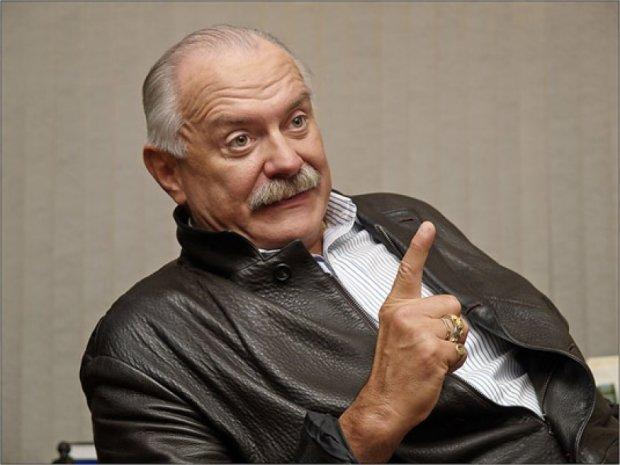 Михалков презентує  фільм у самопроголошеній ЛНР