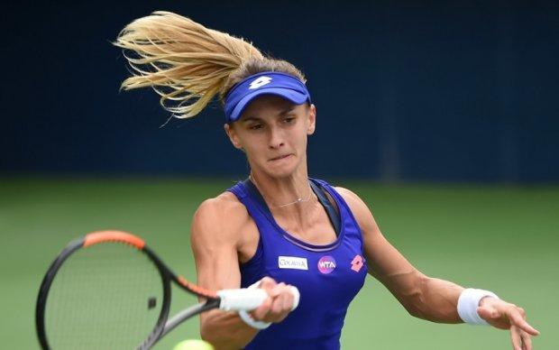 Цуренко снялась с турнира в Майами из-за травмы бедра