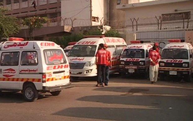 Взрыв в Пакистане унес несколько жизней