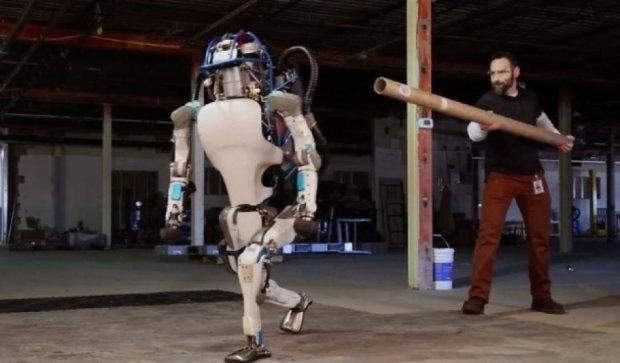 Роботи Boston Dynamics ходитимуть по лісі