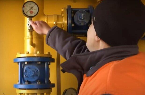 Перевірка газу, скріншот: YouTube