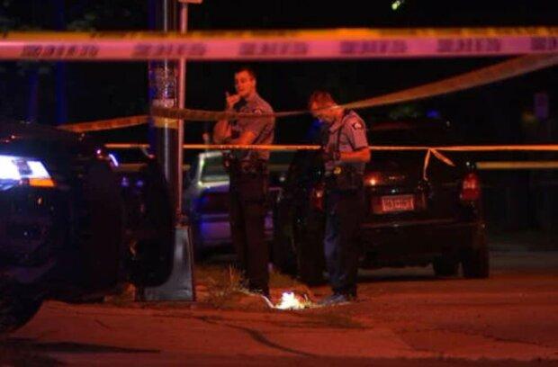 Перестрелка в Миннеаполисе, фото: CNN