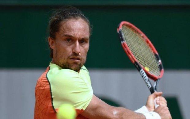 Украинский теннисист пробился в четвертьфинал на турнире в Швеции