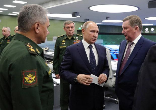 Путін стягнув ядерні ракети до кордону з Україною: ситуація на межі