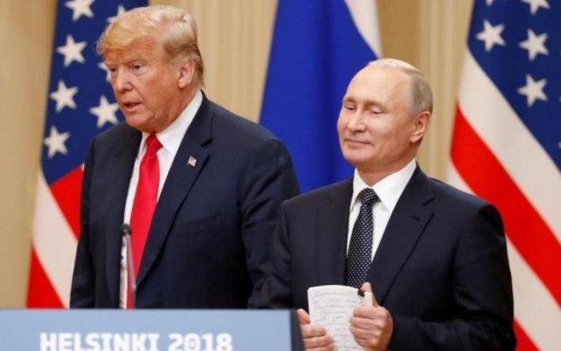 Путин и Трамп поделили еще одну страну